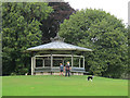 SE3338 : Belvedere in Roundhay Park by Stephen Craven