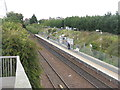 NT3172 : Brunstane Station by M J Richardson