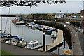 NX1898 : Girvan Harbour by Billy McCrorie