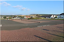 NS2107 : Car Park, Maidens by Billy McCrorie
