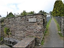 SS9531 : Brompton Regis lock-up (not in use) by David Smith