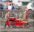 D2818 : Clowns, Carnlough by Rossographer
