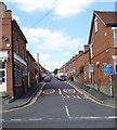 ST5616 : Southern end of Cromwell Road, Yeovil by Jaggery