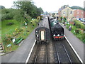 SU6232 : A busy scene at Ropley station by Marathon