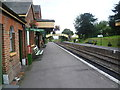 SU6232 : Ropley station by Marathon
