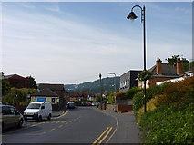 SO7845 : Court Road, Barnards Green, Malvern by Jeff Gogarty