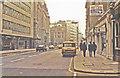TQ3081 : High Holborn, 1983: west at Red Lion Street by Ben Brooksbank