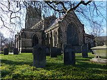 SK5319 : All Saints with Holy Trinity Church, Loughborough by Mat Fascione