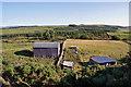 NT5114 : Farm buildings by Richard Dorrell