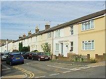 TQ5839 : Norman Road, Tunbridge Wells by Chris Whippet