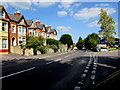 ST7847 : Junction of the A362 and Station Approach, Frome by Jaggery