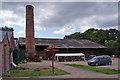 SU5009 : Bursledon Brickworks Museum by Richard Dorrell