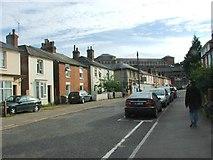 TQ5839 : Goods Station Road, Tunbridge Wells by Chris Whippet