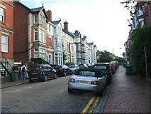 TQ5839 : Guildford Road, Tunbridge Wells by Chris Whippet