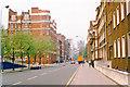 TQ3082 : Holborn, 1988: Hunter Street-Judd Street by Ben Brooksbank