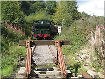 SO2508 : Pontypool & Blaenavon Railway by Gareth James