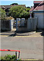 SZ5983 : Araluen Way electricity substation, Lake,  Isle of Wight by Jaggery