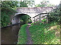 SJ4333 : Bridge 54 on the Llangollen Canal by Clive Nicholson