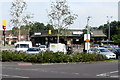 ST6178 : McDonald's, Abbey Wood Retail Park, Filton by Jaggery