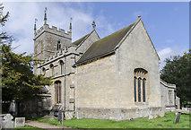 SK9239 : Ss Peter & Paul church, Belton by Julian P Guffogg