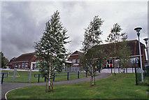 SX9066 : Barton Hill Academy by Richard Dorrell