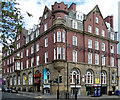 NZ2463 : Clarendon House, Clayton Street West, Newcastle by Stephen Richards