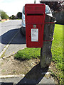 TM1663 : Henry Street Postbox by Adrian Cable