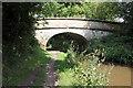 SJ8459 : Bridge 84 on the Macclesfield Canal by Jeff Buck