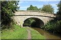 SJ8559 : Bridge 81 on the Macclesfield Canal by Jeff Buck