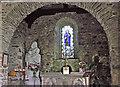 SM7524 : St.Non's Altar by Alan Hughes