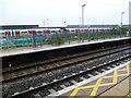 TQ3490 : Victoria line depot from Northumberland Park station by Marathon