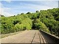 SK1871 : On  Monsal  Viaduct  back  toward  Headstone  Tunnel by Martin Dawes