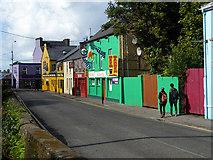 Q4401 : Spa Road, Dingle by Oliver Dixon