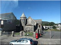 J3730 : The Wesleyan Methodist Church on the Central Promenade by Eric Jones