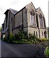 ST2096 : West side of St Paul's Church, Newbridge by Jaggery