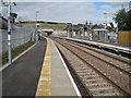 NT4544 : Stow railway station, Scottish Borders by Nigel Thompson