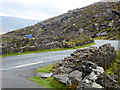 Q5006 : Looking down the Connor's Pass road by Oliver Dixon