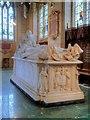 SK3140 : Memorial Chapel at All Saints' Church Kedleston by David Dixon