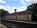 SU8880 : Disused building, Maidenhead station by Richard Vince