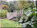 SP0583 : Winterbourne House Bridge by Gordon Griffiths