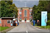 SE4824 : Ferrybridge Workshops and Training Academy by David Martin