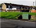 ST2196 : Sewage pumping station, Newbridge by Jaggery