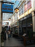TQ3004 : 15b, Imperial Arcade, Brighton by Simon Carey