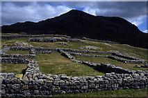 NY2101 : Hardknott Roman Fort by Ian Taylor