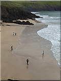 V3198 : Coumeenoole Beach by Oliver Dixon