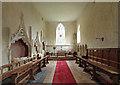 TL6355 : St Augustine, Burrough Green - Chancel by John Salmon