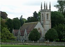 SU7037 : Chawton - Church of St Nicholas by Rob Farrow