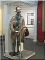 TL1507 : Boy Scout from First World War Exhibition at St Albans Museum by Chris Reynolds