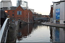 SP0686 : Birmingham & Worcester Canal by N Chadwick