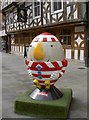 SO8318 : 'Citizen Scrumpty' by Neil Owen